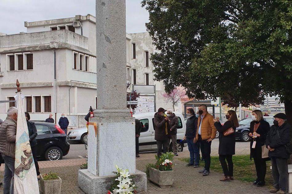 Macomer, ristrutturato il monumento storico dedicato a Sant'Antonio