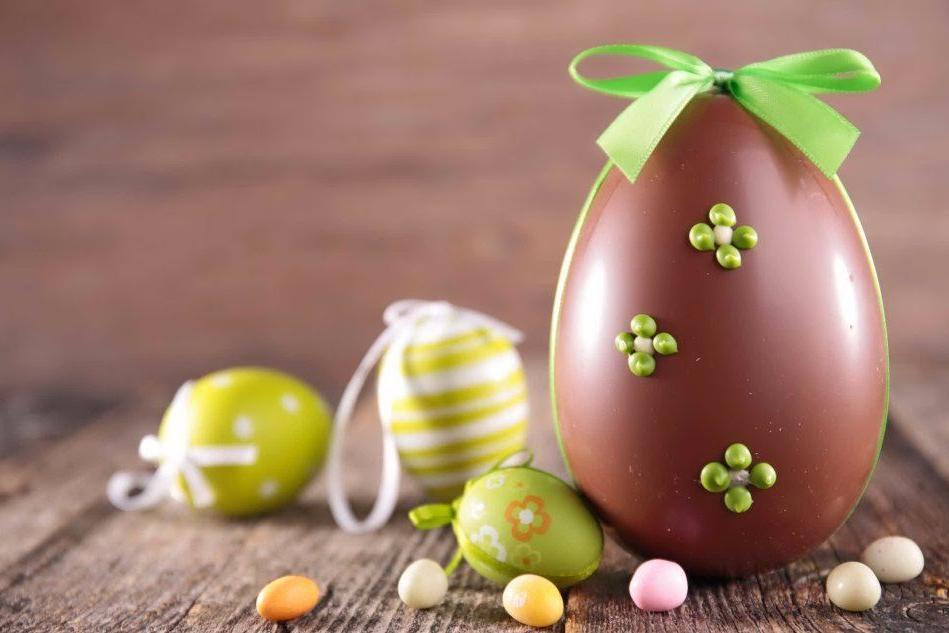 L'uovo di Pasqua? Buono e utile(in quantità moderate) alla salute