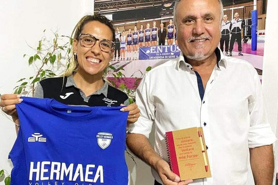 Volley, Hermaea Olbia per il sociale: in campo con Special Olympics per il volley unificato