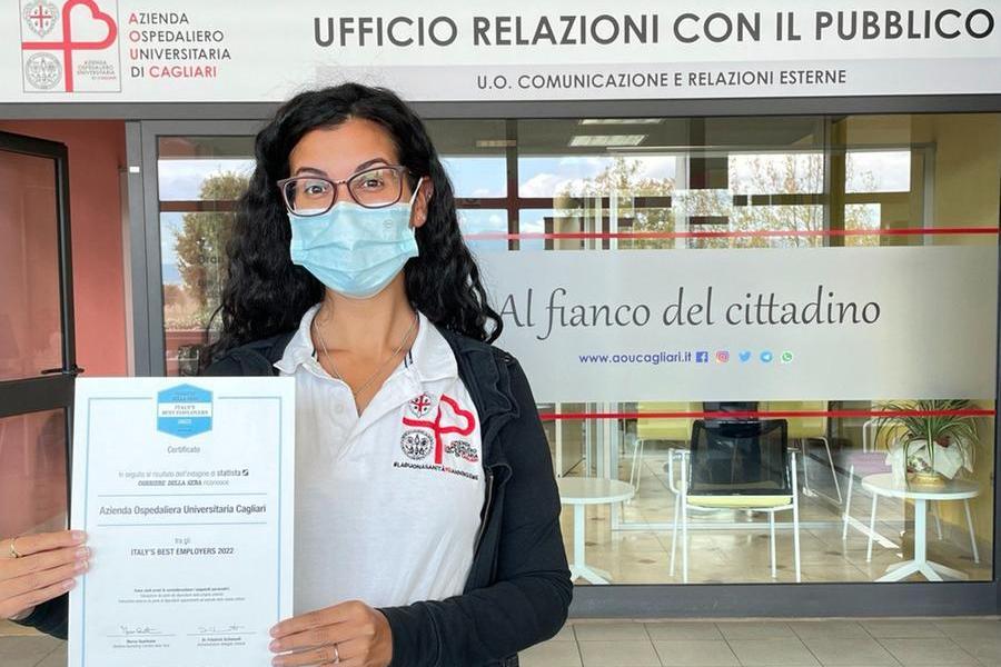 L'Aou di Cagliari fra le30 aziende italiane in cuisi lavora meglio