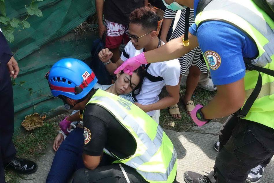 Terremoto nelle Filippine, le immagini della scossa