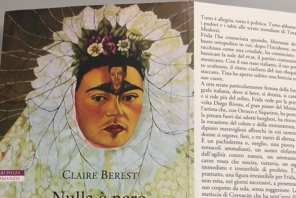 Frida Kahlo in un romanzo di Claire Berest