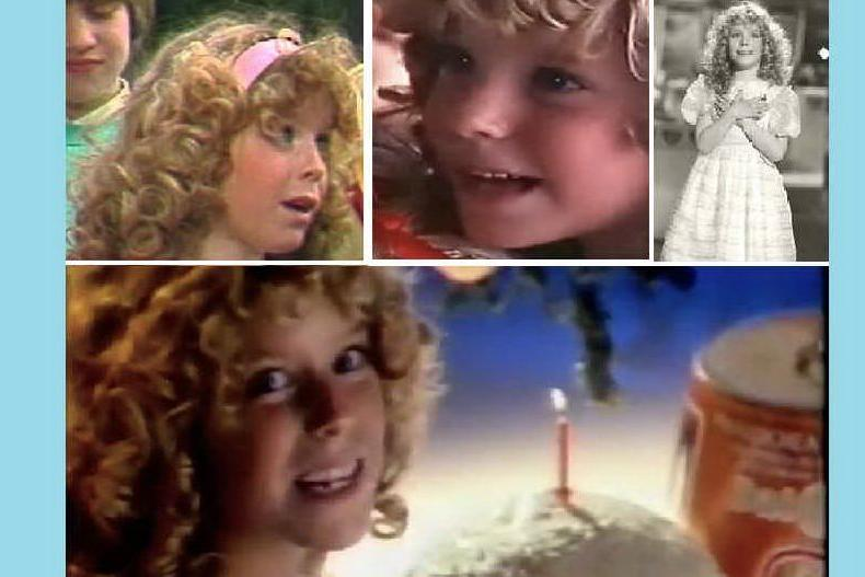 Boccoli, occhi azzurri e lentiggini: Isabella Rocchietta era la bimba della tv