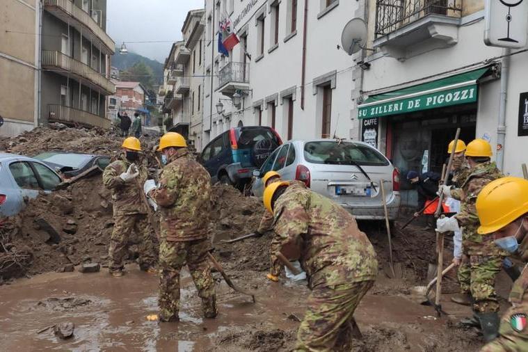 Arrivano le pioggein Sardegna,338 Comuni in territori fragili: rischio alluvionie smottamenti
