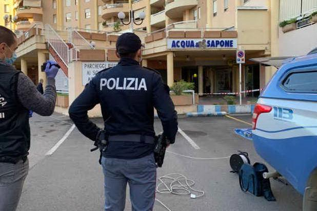 Pacco sospetto davanti alle poste di via Biasi