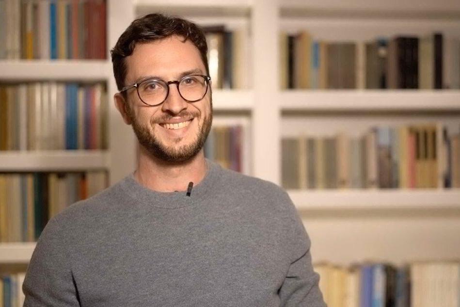 """Claudio Lagomarsini ospite di """"Legger_ezza"""" con il romanzo """"Ai sopravvissuti spareremo ancora"""""""