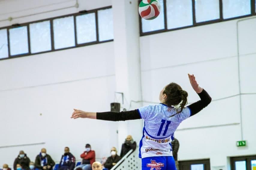 Volley, l'Hermaea Olbia completa il roster con Eleonora Minarelli