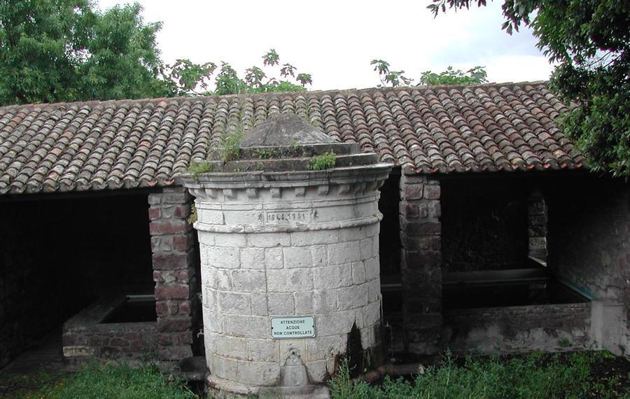"""Il sito \""""Funtana Manna\"""" (L'Unione Sarda - Tellini)"""
