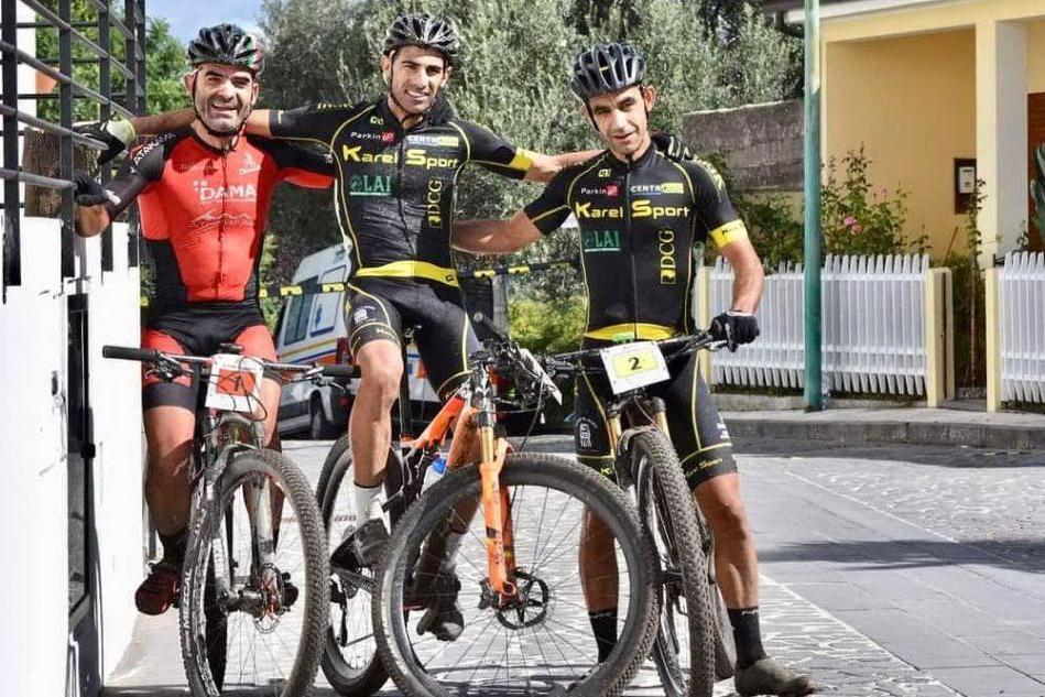 Bike e triathlon, trionfano gli atleti di Sinnai a Pau, Olla campione regionale