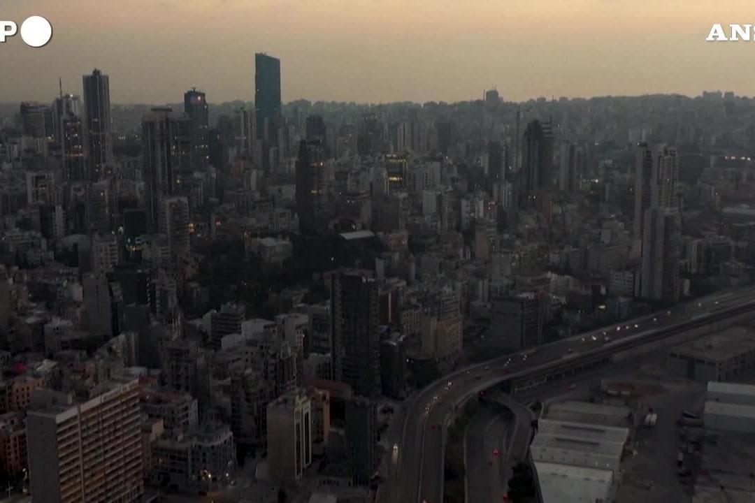 Blackout in Libano, Beirut al buio nel weekend