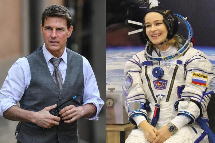 Un'attrice e un regista girano il primo filmnello Spazio: la Russia brucia sul tempo Hollywood