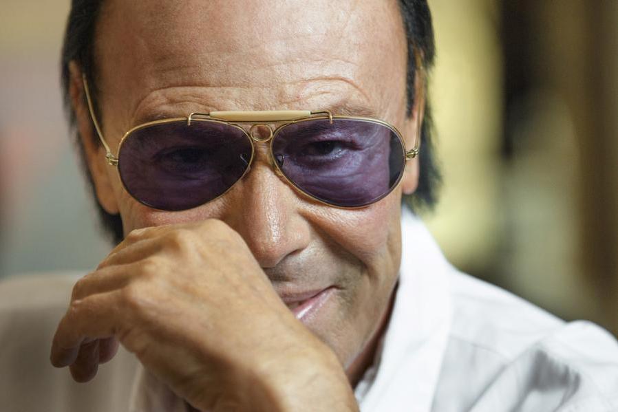 Antonello Venditti (foto ufficio stampa)