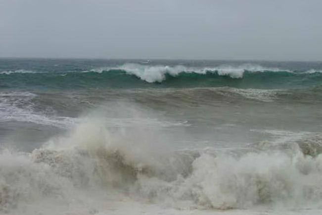 Pioggia e vento a 100 km orari: allerta in Sardegna