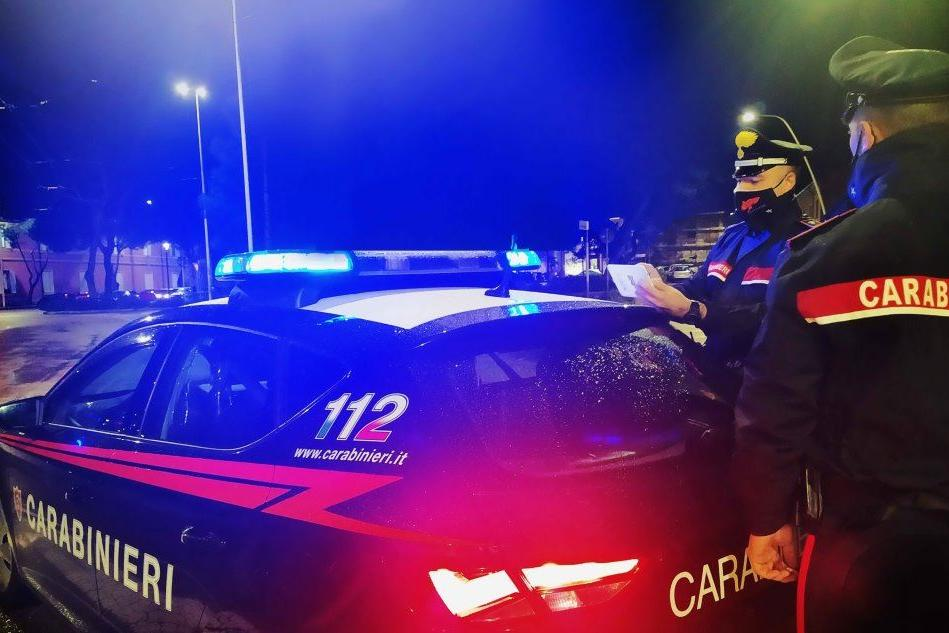 Cagliari, sorpreso ubriaco al volante