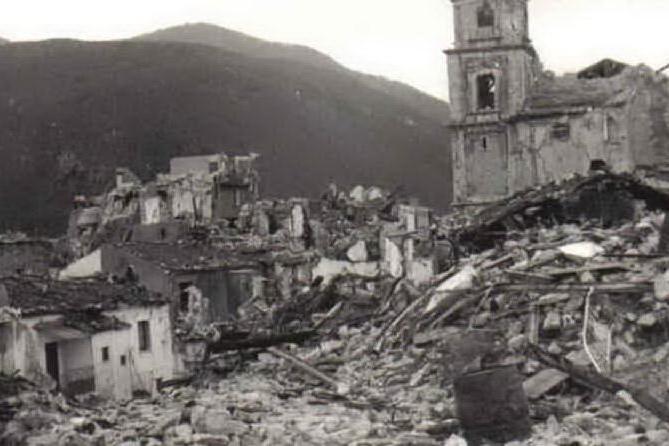 #AccaddeOggi: 23 novembre, 40 anni fa il terremoto dell'Irpinia