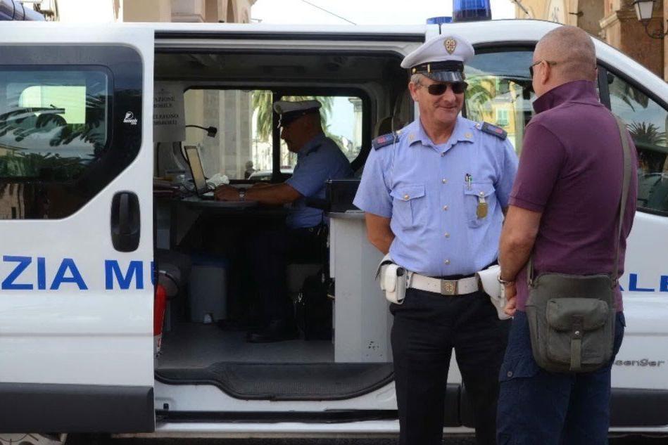 Sassari: task force per la legalità in centro