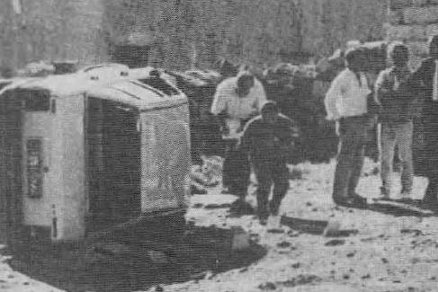 Un'esecuzione brutale, uno dei tanti capitoli della faida del Nuorese