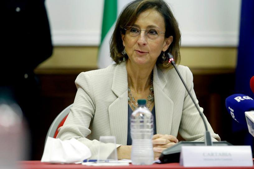 Il Cdm approva la riforma della giustizia:accordo sui processi permafia