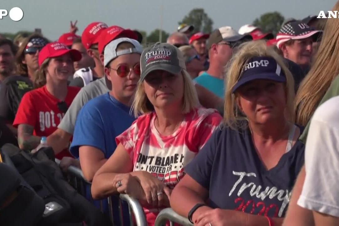 Trump torna in campo in Iowa, trampolino per la Casa Bianca