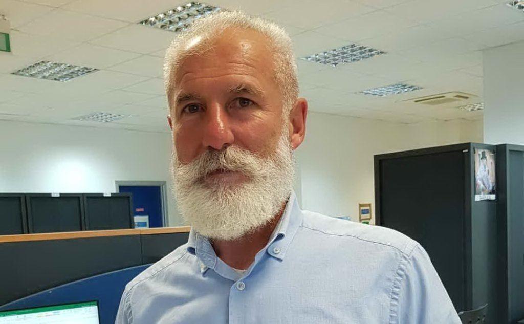 Mario Flore (foto Orbana)