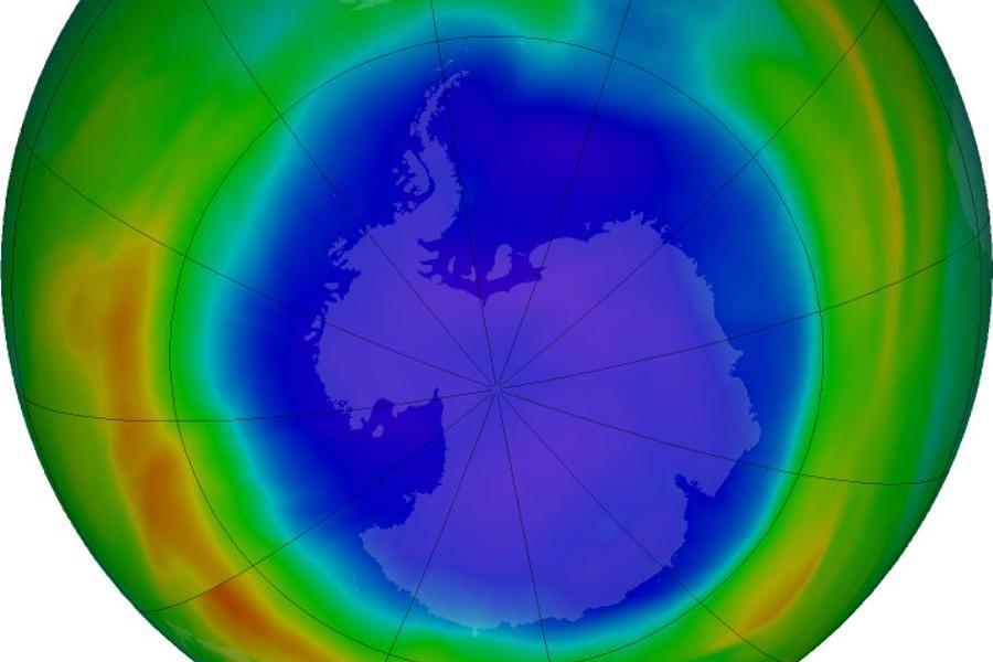 Il buco dell'ozonosi allarga: ora èpiù grande dell'Antartide