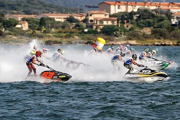 Aquabike, a Olbia torna il campionato mondiale