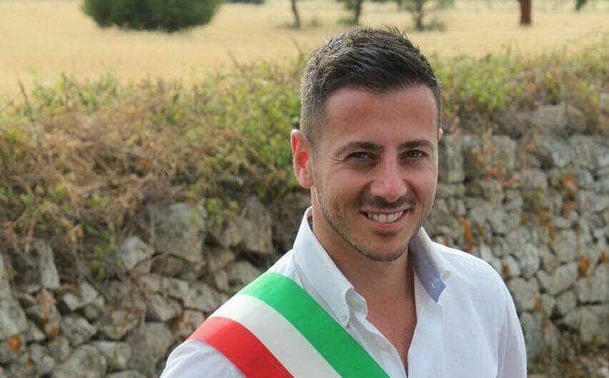 Francesco Lai, sindaco di Loiri Porto San Paolo (foto Lecca)