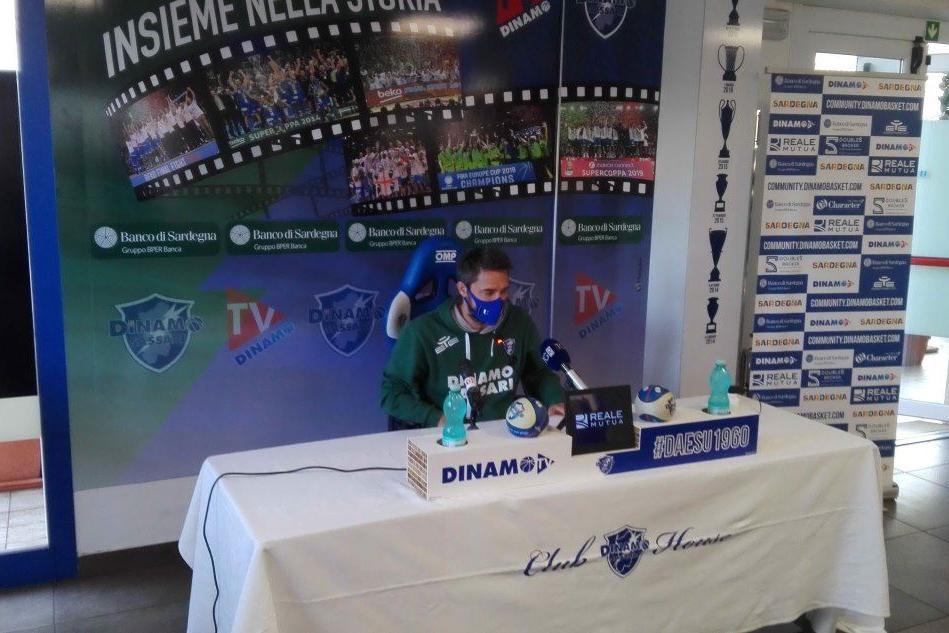 La Dinamo finisce la quarantena: solo un positivo