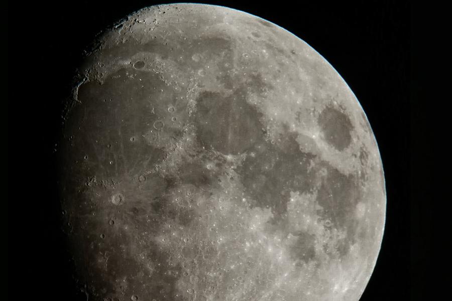 Lo spettacolo di Giove al Planetario de l'Unione Sarda