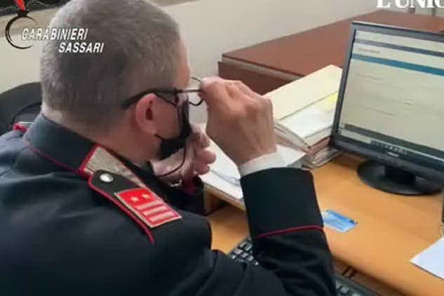 I carabinieri di Sassari a supporto della campagna vaccinale