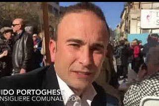 Colazione del centrosinistra, l'intervista a Guido Portoghese