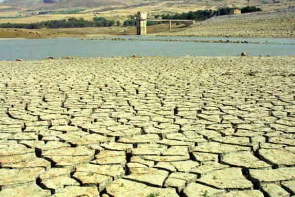 Allarme siccità, al nord riserve d'acqua solo per un mese