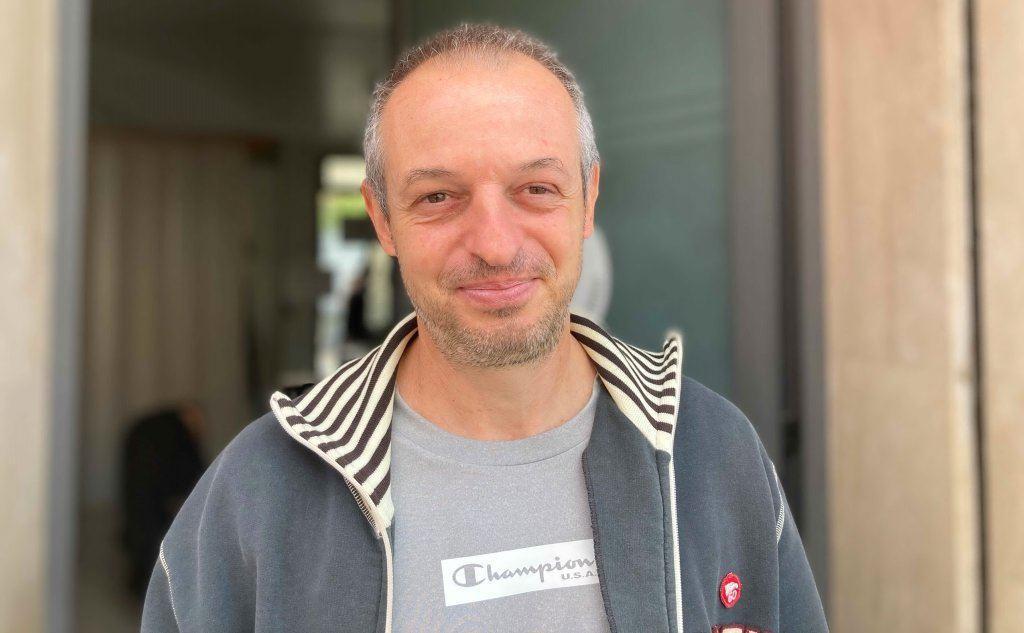 Andrea Stocchino (foto Careddu)