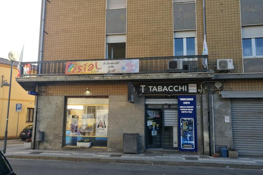 San Gavino, aperta la nuova sede regionale del sindacato Sials Cobas Sardegna