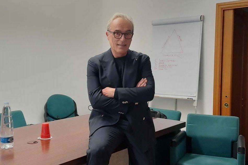 Olbia, Ambrosio lascia la presidenza di Confcommercio