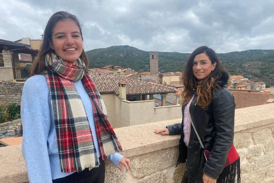 L'Europa del volontariato trova casa a Gavoi