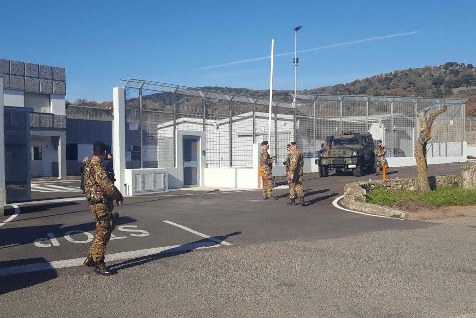 Macomer, al Cpr arrivano i migranti