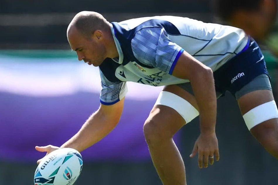 Rugby, Mondiali: l'Italia ritrova Parisse contro il Sudafrica