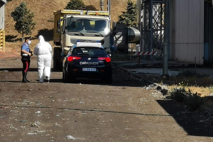 Villacidro, operaio trovato morto in uno stabilimento industriale