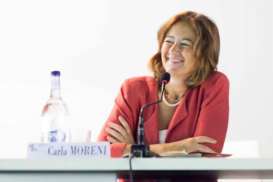 Carla Moreni (foto concessa dal Teatro Lirico)