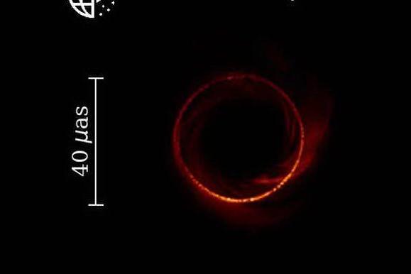 Svelata la vita turbolenta del Buco Nero di M87