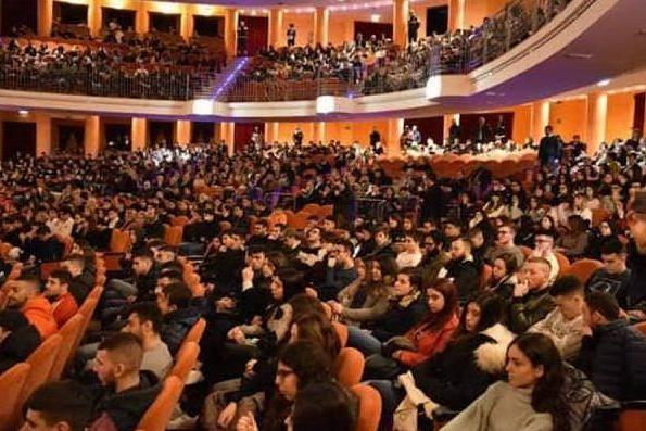 A Sassari mille studenti per raccontare l'Olocausto