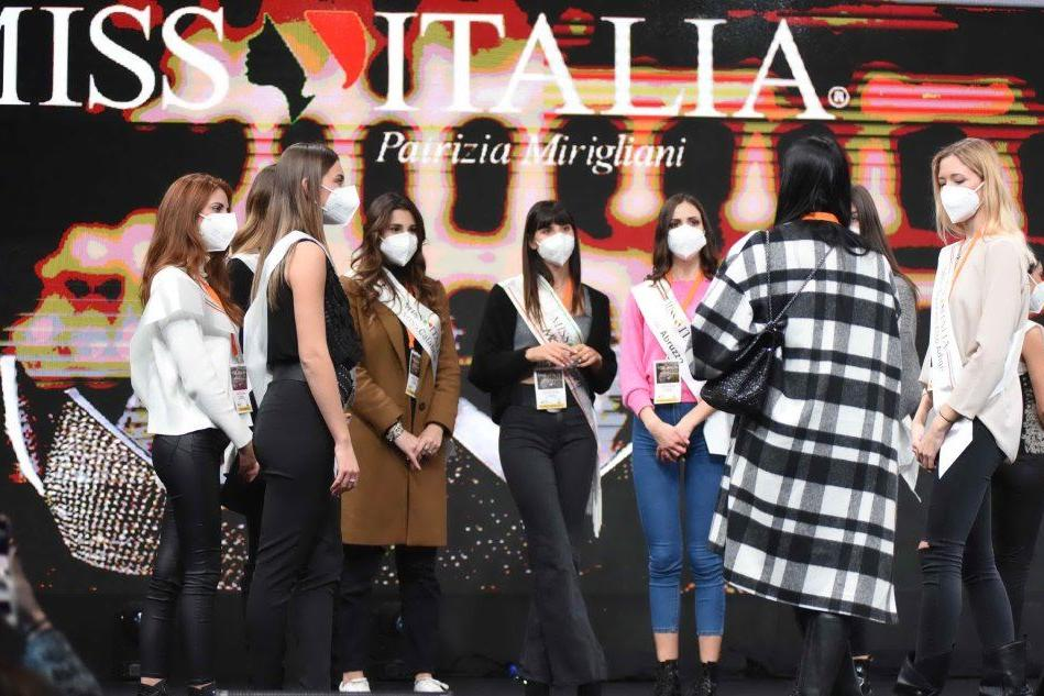 Fra casting e tamponi: Miss Italia nell'anno del Covid