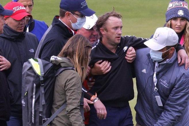 Paura per Tom Felton: il Draco Malfoy di Harry Potter si sente male sul campo da golf