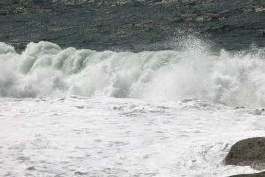 Pioggia, vento e mareggiate: ancora allerta in Sardegna