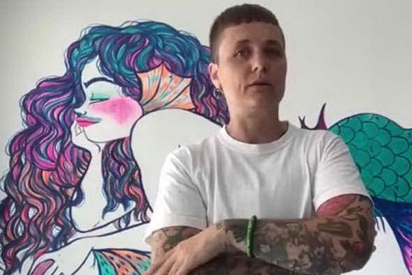 """Nicoz Balboa, a """"Legger_ezza"""" si parla di arte visuale e fumetti"""