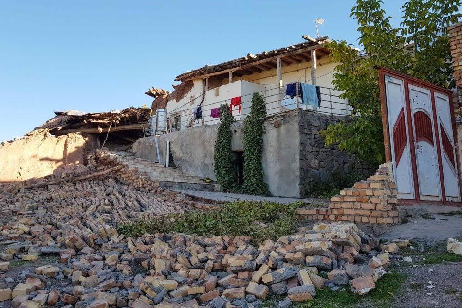Terremoto in Iran, vittime e feriti