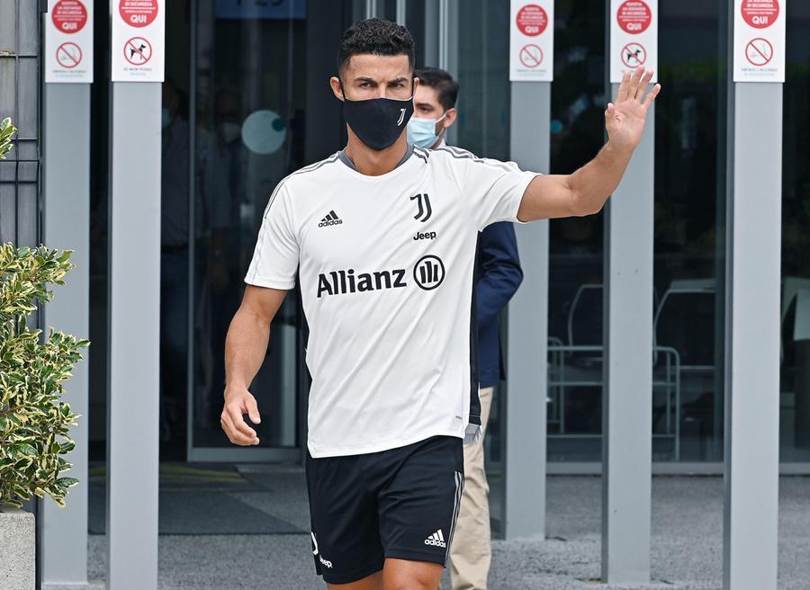Ronaldo non si allena e salterà l'Empoli: il portoghese verso il City - L'Unione Sarda.it