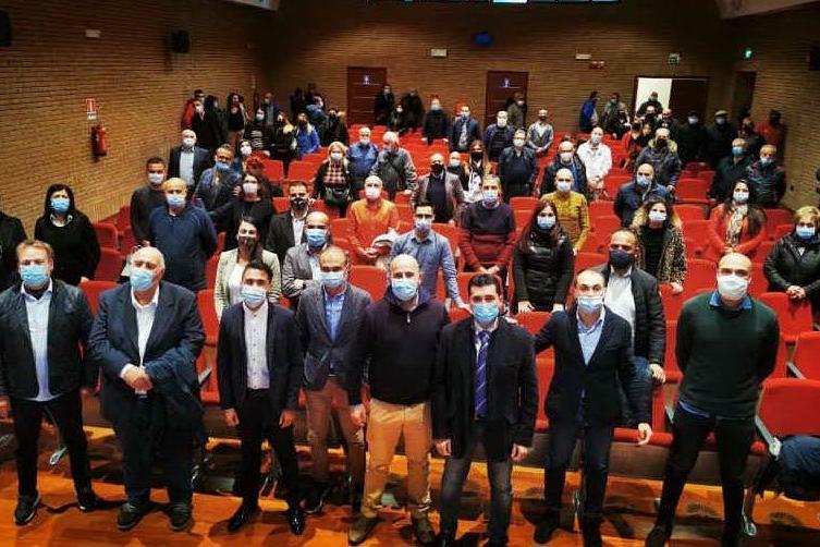 Giunta Mulas: trattative a Porto Torres con gli alleati