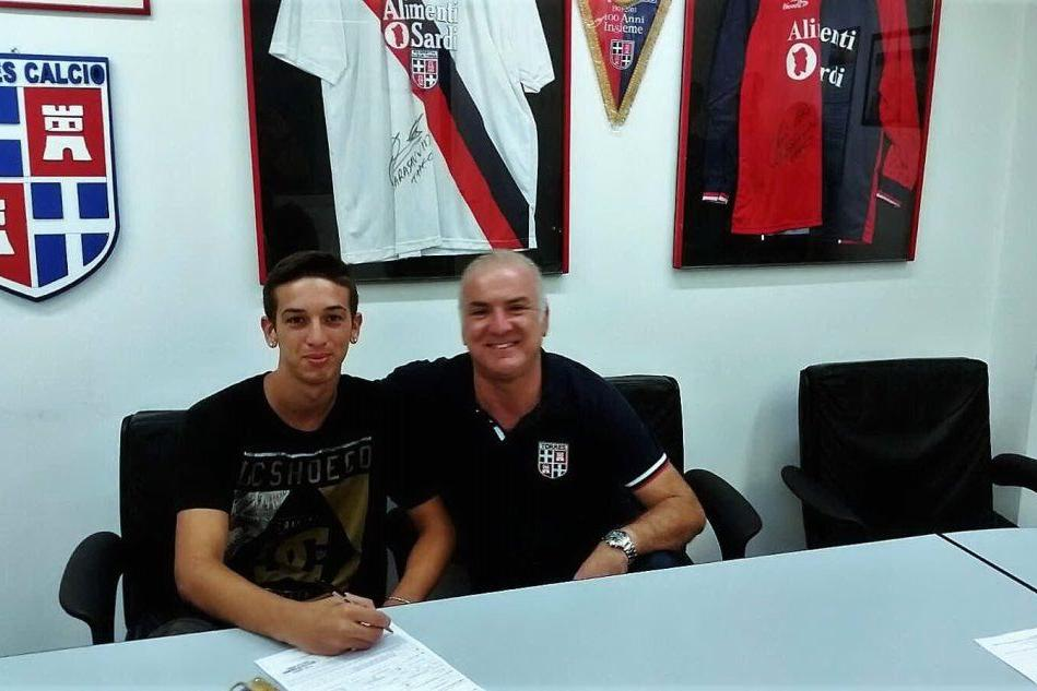 Eccellenza: la Torres ingaggia il trequartista Francesco Bianco